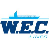 Logo of W.E.C. Lines
