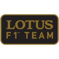 Logo of Lotus F1 Team