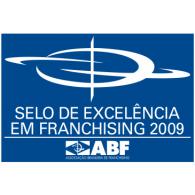 Logo of Selo de Excelência em Franchising 2009