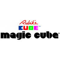 Logo of Rubik's Cube