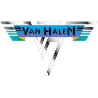 Logo of Van Halen 1978