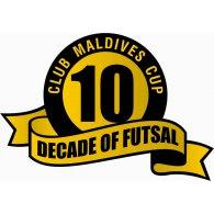 Logo of Club Maldives 10 Year