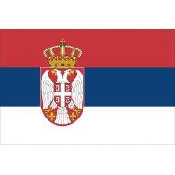 Logo of Serbian Flag