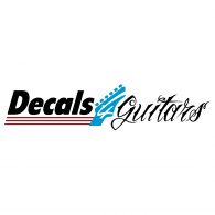 Logo of Decals4guitars