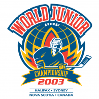 Logo of 2003 IIHF World Junior Championship