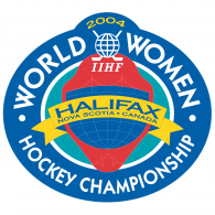 Logo of Women's World Hockey Championship 2004