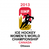 Logo of Women's World Hockey Championship 2013
