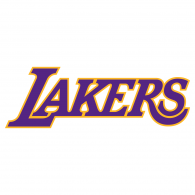 Logo of Los Angeles Lakers Wordmark