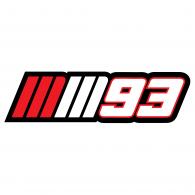 Logo of Marc Marquez 93