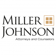 Logo of Miller Johnson Attorneys and Counselors