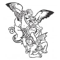 Logo of São Miguel Arcanjo - Saint Michael Archangel