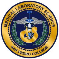 Logo of San Pedro College - Medical Laboratory Science Department