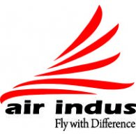 Logo of Air Indus