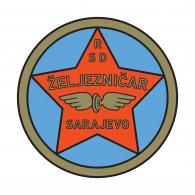 Logo of RSD Zeljeznicar Sarajevo