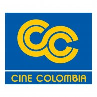 Logo of Cine Colombia