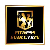 Logo of Fitness Evolution - logo premium