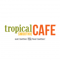 Logo of Tropical Smoothie Cafe