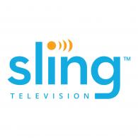 Logo of Sling tv