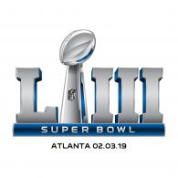 Logo of Super Bowl LIII