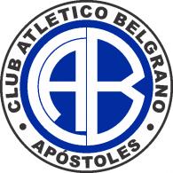 Logo of Club Atlético Belgrano de Apóstoles Misiones