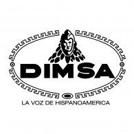 Logo of Dimsa (Discos Mexicanos S. A.)