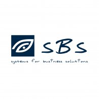 Logo of SBS systems for business solutions