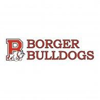 Logo of Borger Bull Dogs