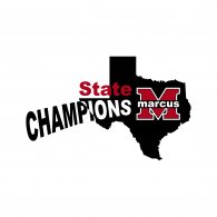 Logo of Marcus TX State Champions