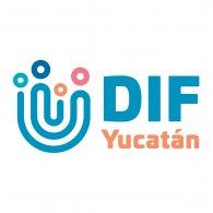 Logo of DIF Yucatan