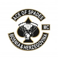 Logo of Ace of Spades MC