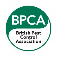 Logo of British Pest Control Association