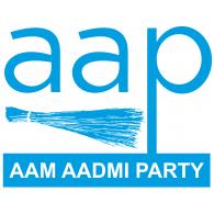 Logo of AAM AADMI PARTY
