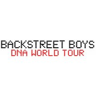 Logo of backstreet boys dna tour logo