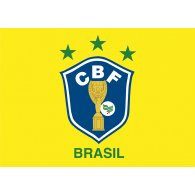 Logo of CBF National Team Brazil at World Cup 1982