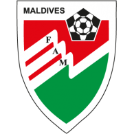 Logo of Football Association of Maldives