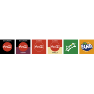 Logo of Coca-Cola