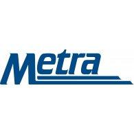 Logo of Metra