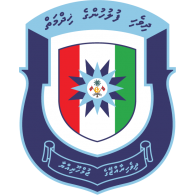 Logo of Maldives Police Service