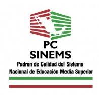 Logo of PC SINEMS Vertical - Padrón de Calidad del Sistema Nacional de Educación Media Superior
