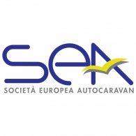 Logo of societá europea autocaravan