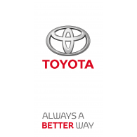 Logo of Toyota (Brand Tag Logo)