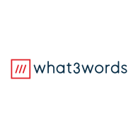 Logo of what3words
