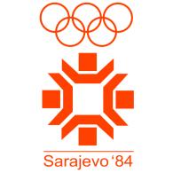 Logo of Sarajevo 1984 1980