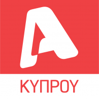Logo of Alpha TV Cyprus