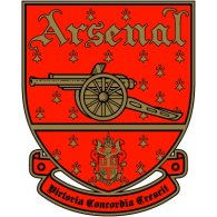 Logo of FC Arsenal London (60's logo)