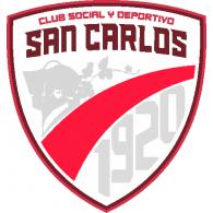 Logo of Club Social y Deportivo San Carlos de Chapanay Mendoza