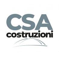 Logo of CSA Costruzioni • Rieti