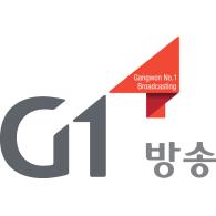 Logo of Gangwon No.1 Broadcasting 2021