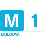 Logo of TV Moldova 1 2016
