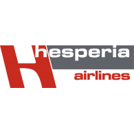 Logo of Hesperia Airlines